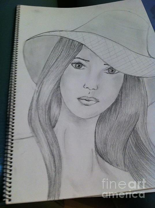 537x720 Sketching Drawing By Momina Kaleem