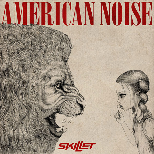 600x600 American Noise By Skillet