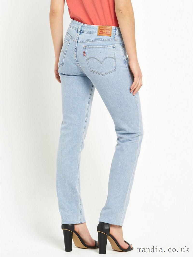 800x1064 Levi's 721 High Rise Skinny Jean