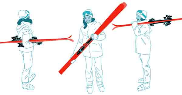 600x315 How You Carry Your Skis A Character Study