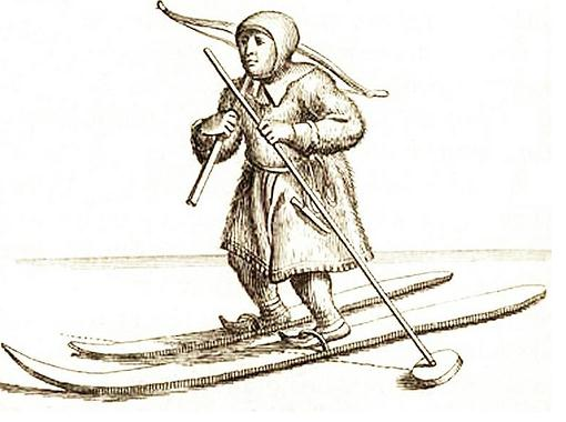 510x380 The Origins Of Skiing 8,000 Years Ago