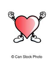 180x195 Heart Eating Skull
