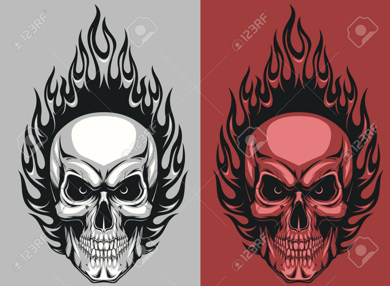 1300x954 Skull Drawing Stock Photos. Royalty Free Business Images