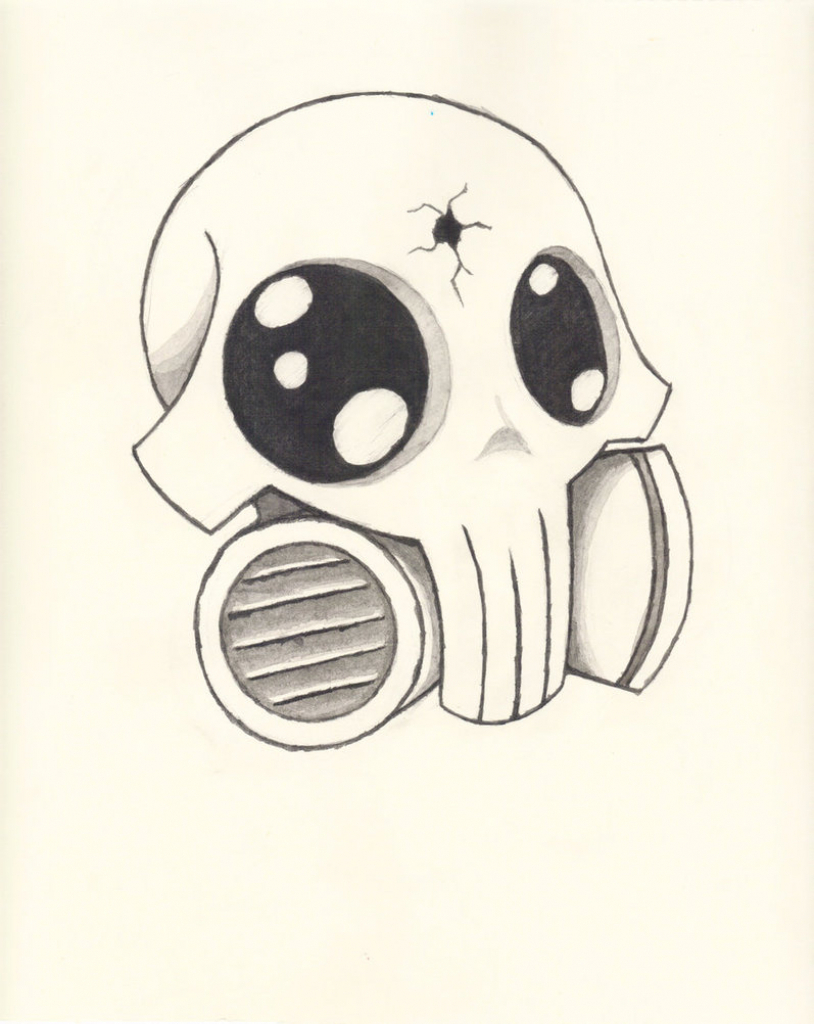 814x1024 Skull Gas Mask Drawing Gas Mask Drawings
