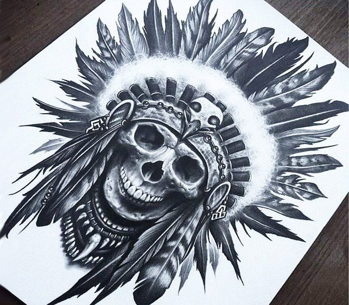 710x620 indian drawings