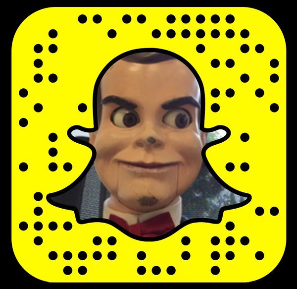 600x583 Goosebumps On Twitter Do You Dare To Draw Slappy Snap Him Your