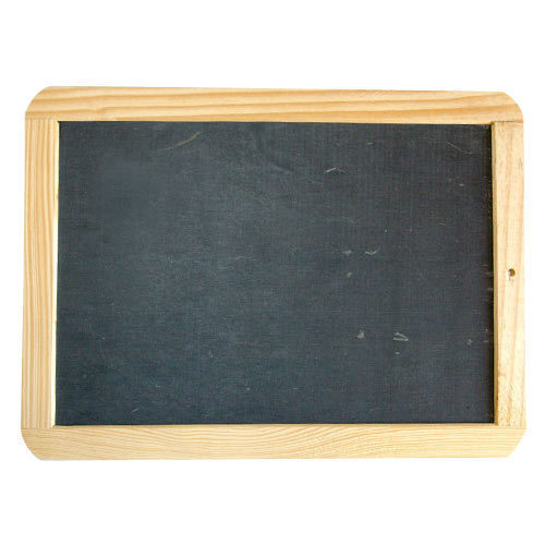 500x500 Wooden Drawing Slate, Chitrakari Ke Liye Slate