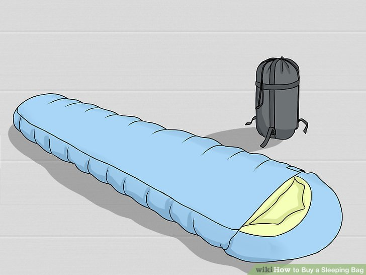 728x546 How To Buy A Sleeping Bag (With Pictures)
