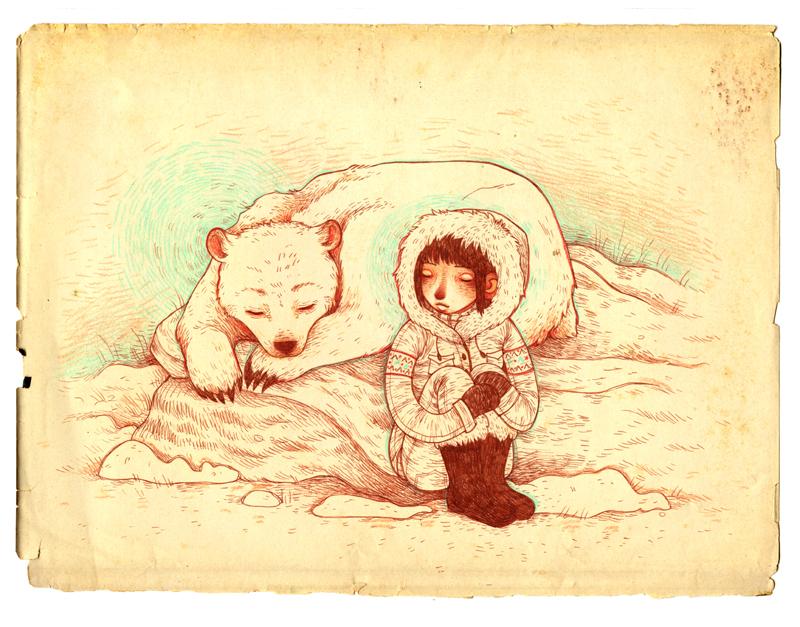 800x627 Sleeping Bear By Mutsy