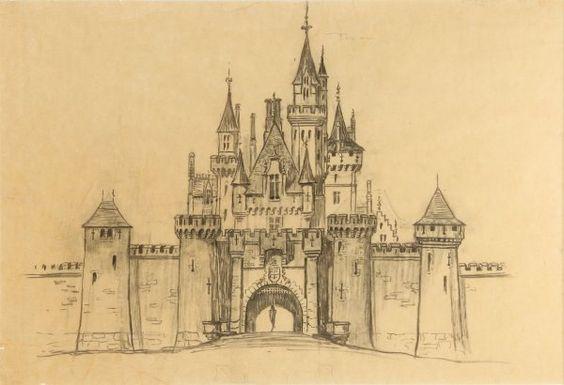 564x385 Lauren Looks Back The History Of Sleeping Beauty Castle