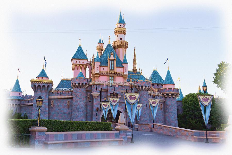 900x600 Sleeping Beauty's Castle Disneyland Photograph By Heidi Smith