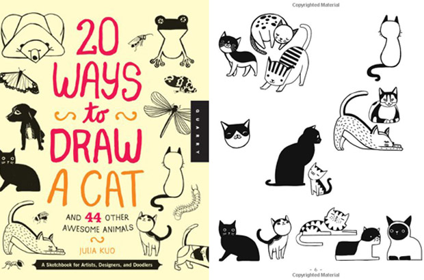 620x410 How To Draw A Sleeping Cat 6 Steps Jewelpie