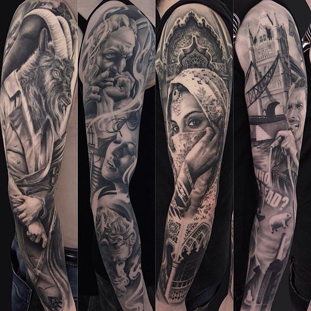 640x640 Sleeve Tattoos For Men And Women Designs Amp Meanings
