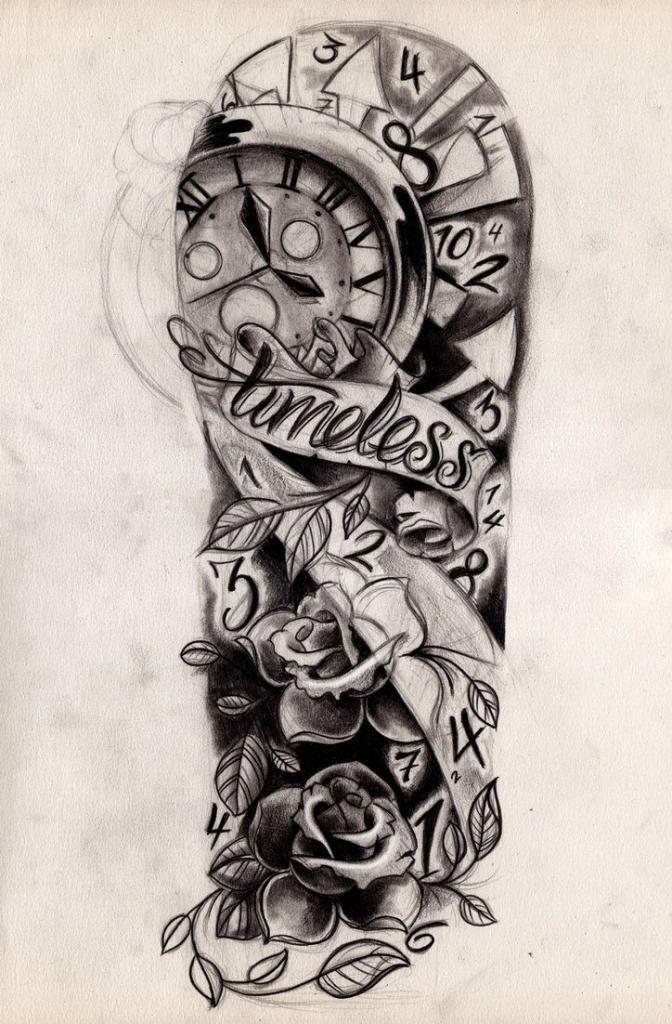 672x1024 Arm Sleeve Tattoo Stencils 1000 Ideas About Timeless Tattoo