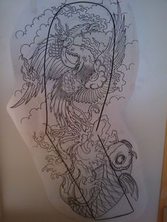 236x314 Template For Sleeve (Tattoo Designing) Useful!!! Body
