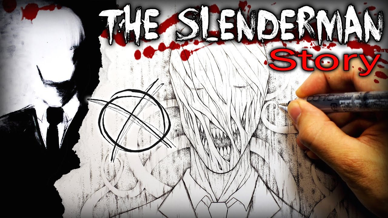 1280x720 I Cannot Forget Him (Slenderman) Story