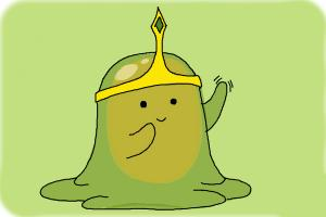 300x200 How To Draw Slime Princess From Adventure Time