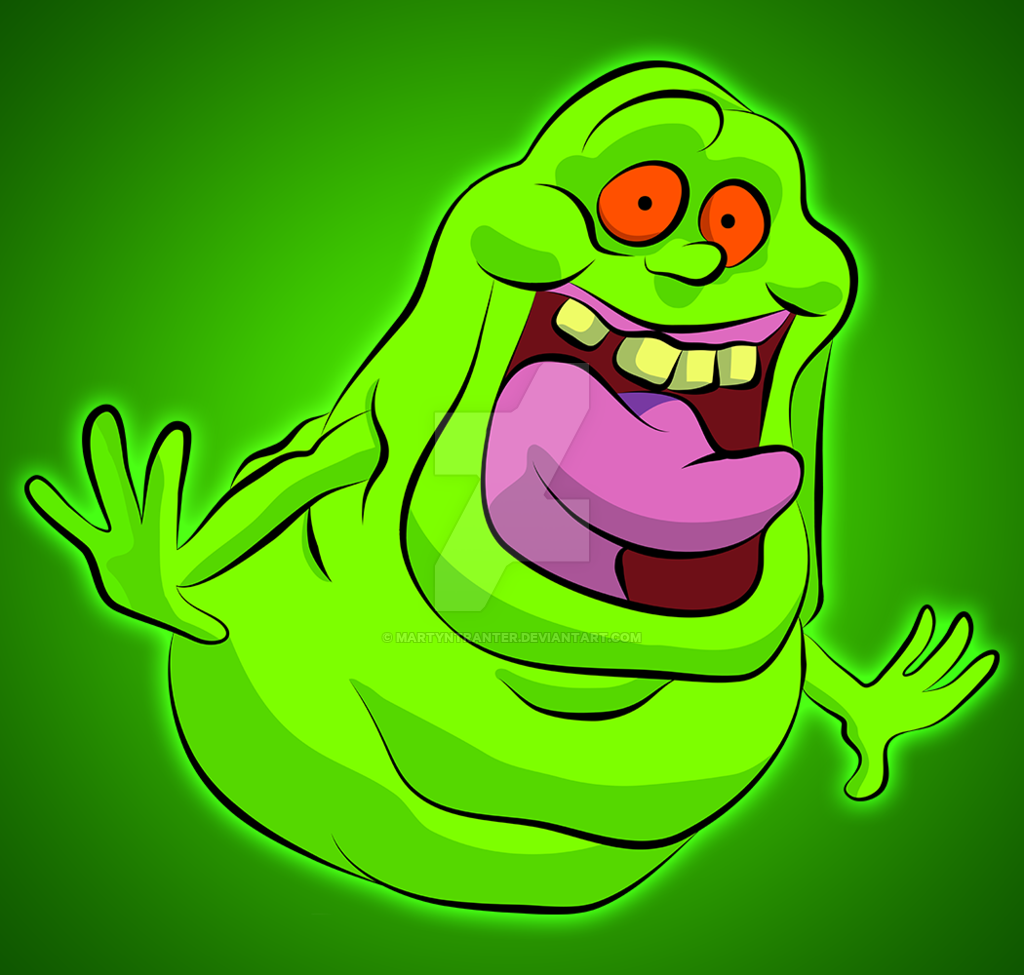 Slimer Ghostbusters Drawing at GetDrawings.com | Free for personal ...