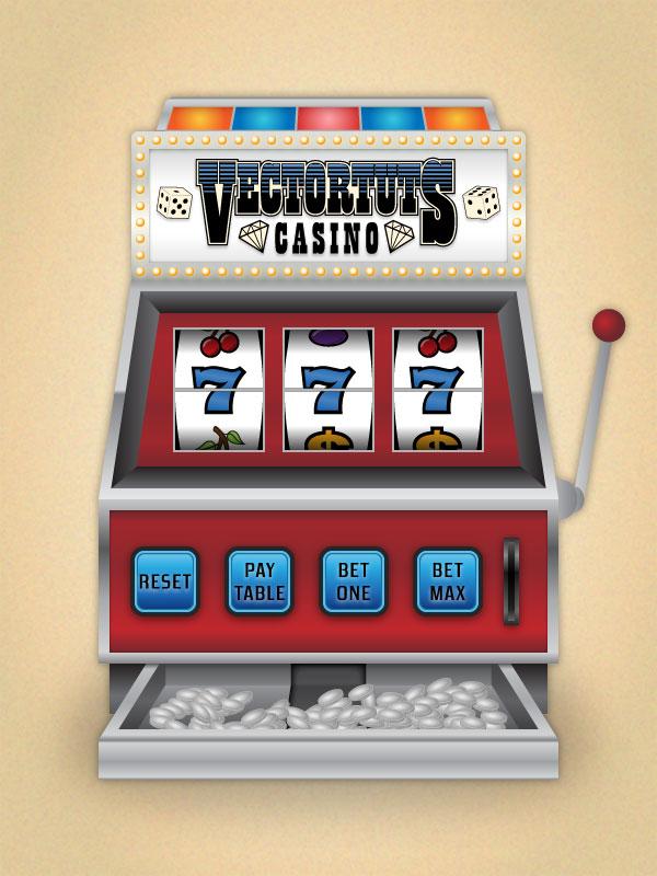 600x800 Create A Casino Slot Machine In Illustrator