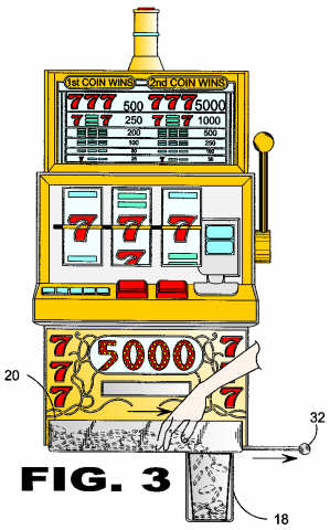 299x480 Slot Machines Drawings Coin Transfer Device For Slot Machine