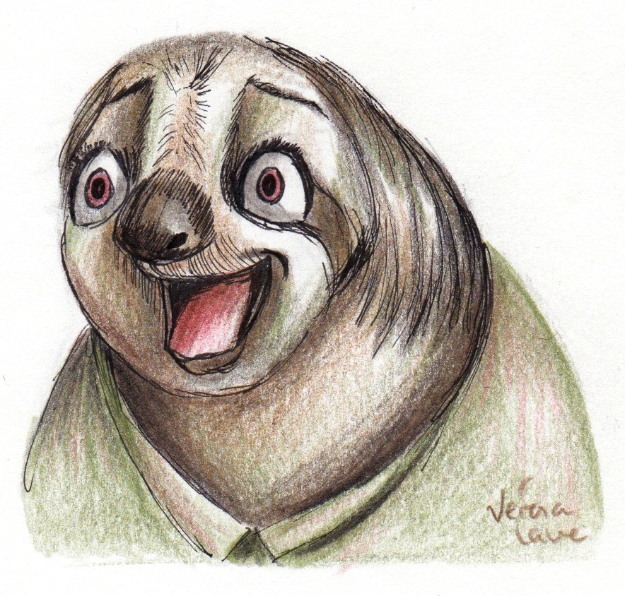 884x844 Zootopia's Sloths Verena Cave