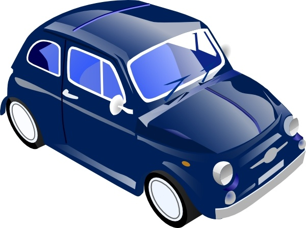600x447 Little Small Car Saves Gas Clip Art Free Vector In Open Office