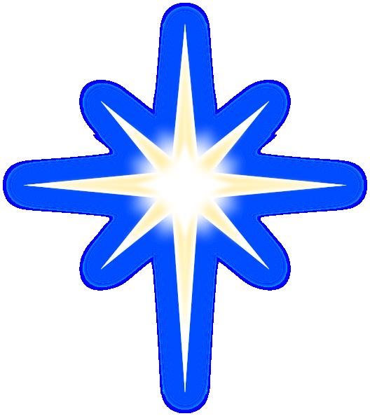 528x594 North Star Clip Art
