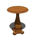 150x157 Pedestal Table Woodworking Plans And Information