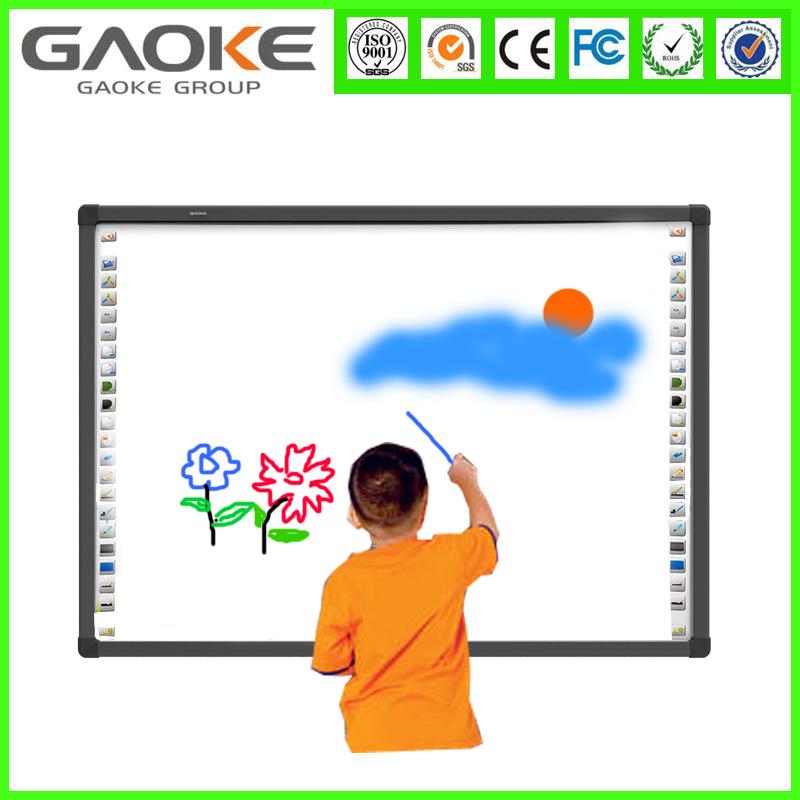 800x800 Wall Sticker Educational Supplies Green Smart Drawing Board