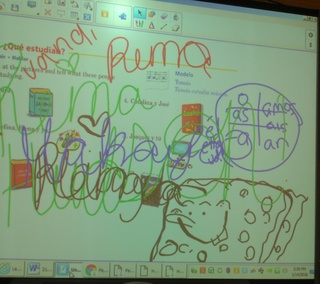 320x284 Smartboard Drawings On Paigeeworld. Pictures Of Smartboard