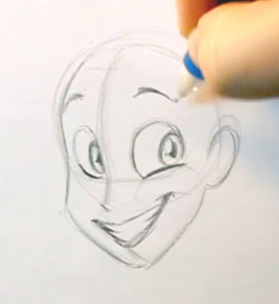 562x612 How To Draw A Smile In Super Easy Steps