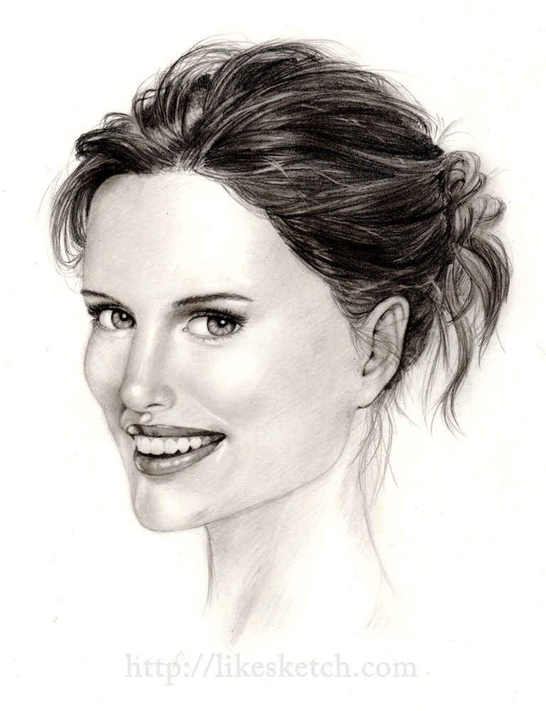 768x1000 How To Draw A Smile Like Sketch