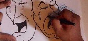 300x140 How To Draw Smile Now Cry Later Clowns Graffiti Amp Urban Art