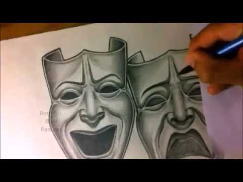 480x360 Smile Now Cry Later Chicano Art Drawing