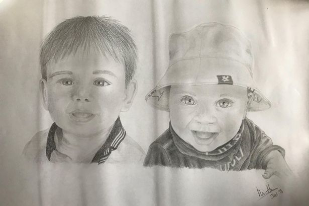 615x409 Stranger's Touching Gift To Mum Whose Smiling Baby Died In His