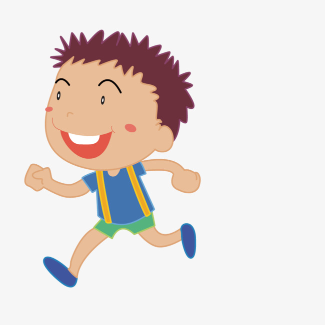 650x651 Vector Drawing Smiling Face Running Boy, Draw, Smiley Face, Run