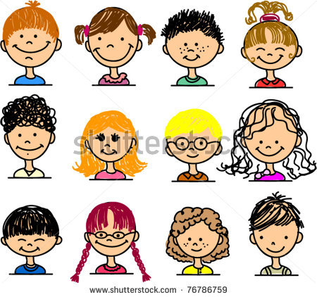 450x422 Cute Smiling Faces Of People