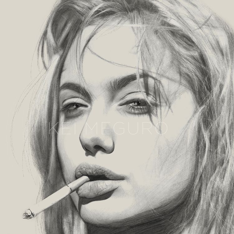 751x751 Pencil Drawings Are Some Of My Favorites. Especially Lifelike