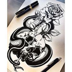 236x236 Skull and anchor tattoo Tattoo Inspiration Pinterest Tattoo