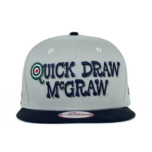 500x500 Draw Mcgraw Official Colors (Green Under) Snapback