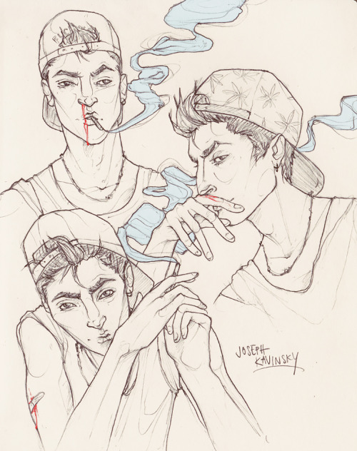500x632 Snapback Sketches Tumblr