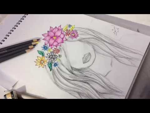 480x360 How To Draw Snapchat Filter Flower Tiara