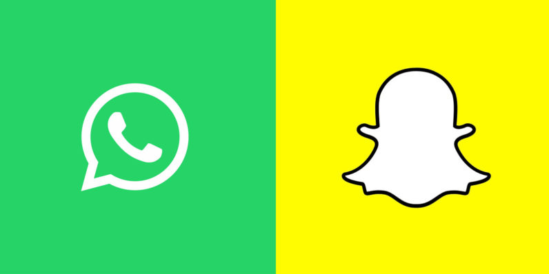 796x398 Whatsapp Straight Up Copies Snapchat's Drawings And Stickers