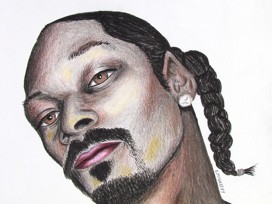 900x677 Fo Shizzle Dogg Drawing By Eric Mcgreevy