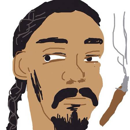 450x450 Snoop Dogg Posts A Draw Something Himself!