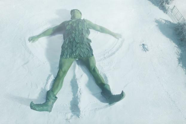 622x415 Green Giant Snow Angel