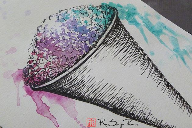 630x420 Snow Cone, Art 365 16 153