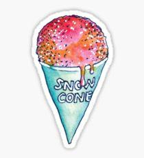210x230 Snow Cone Stickers Redbubble