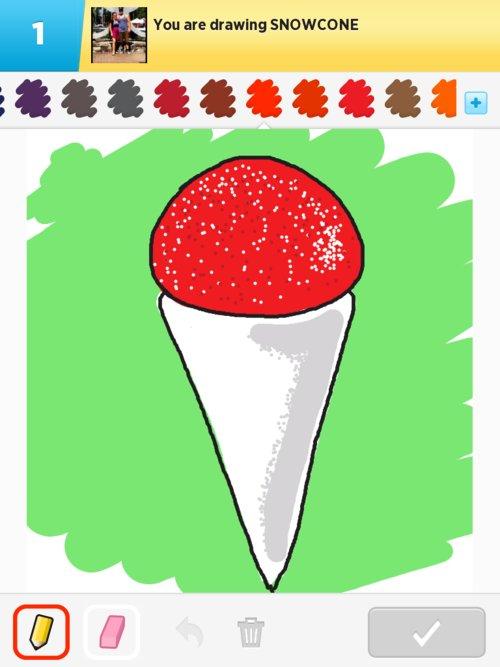 500x667 Snowcone Drawings