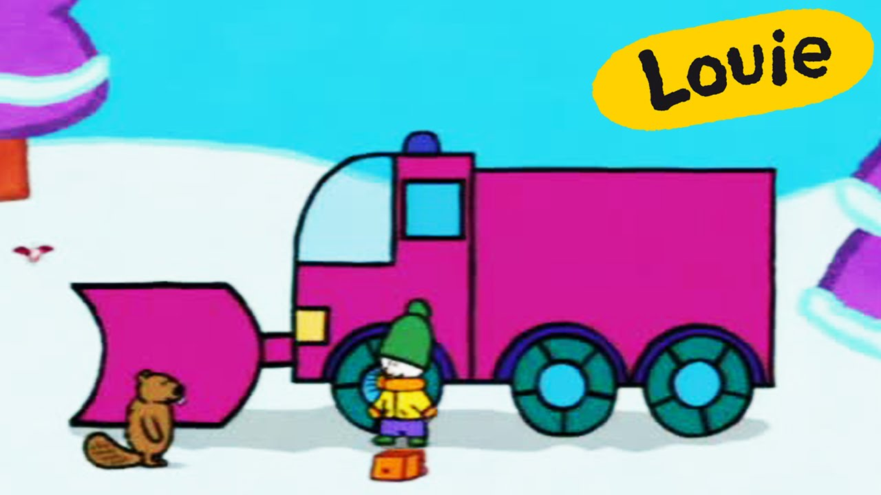 1280x720 Snow Plough
